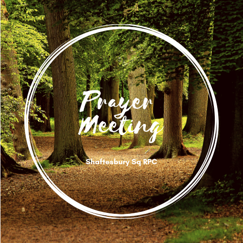 prayer meeting logo